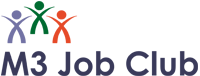 M3 Job Club Retina Logo